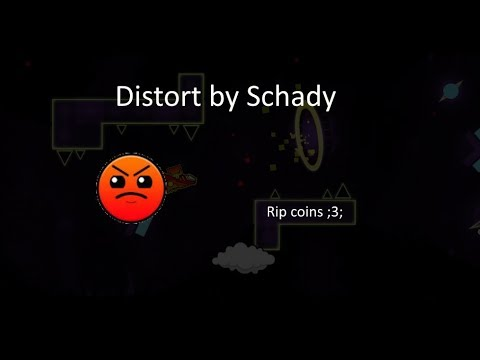Distort by Schady - Geometry Dash 2.12