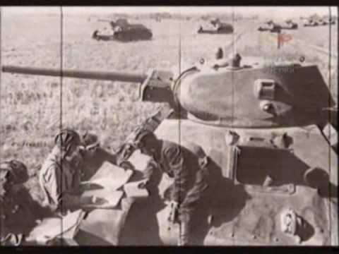 Легендарный Т-34.