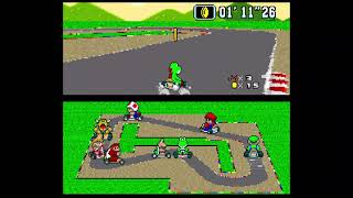 Super Mario Kart [Partie 1]