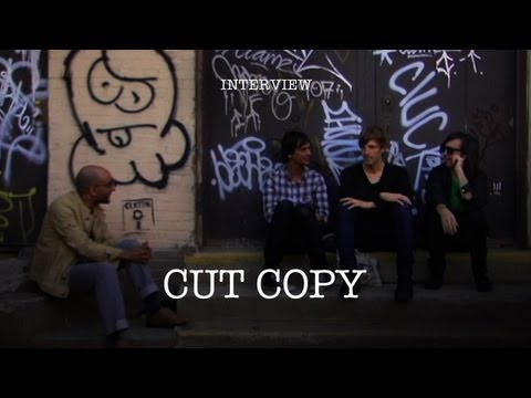 Cut Copy - Interview