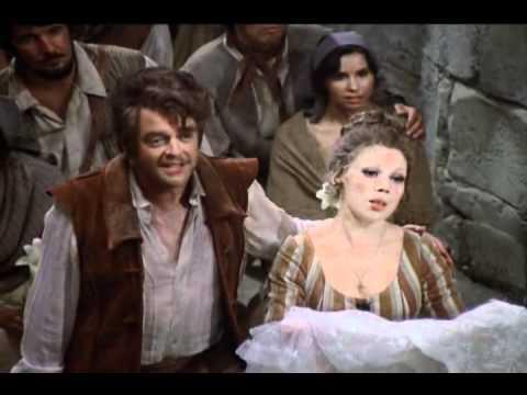 Фильм-опера Женитьба Фигаро 1976 год (часть 1).