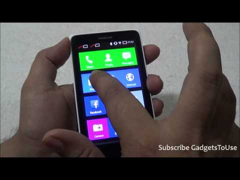Change User Interface On Nokia X, X+and XL   With Custom Launchers Like Apex, Nova and Go Launcher