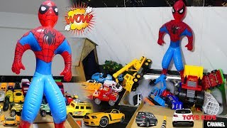 Toys Kids Video| Toy Cars Dive in water Funny Video for kids! Toys For Kids, Kids Toys,