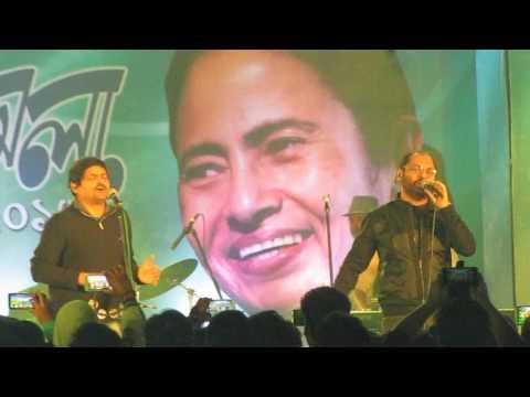 Moner Guptochor - Chandrabindoo Live at Sangeet Mela 2016