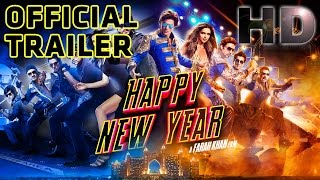 The trailer of Happy New Year (2014) promises the movie to be a grand affair!