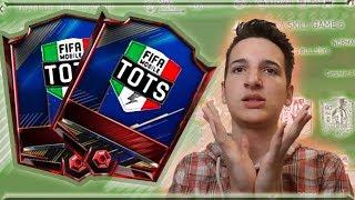 OTVARAMO 4x CALCIO A TOTS PEKAAA !! 2 ELITE PULLA !! FIFA Mobile 18