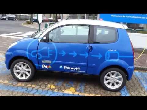 Электро авто смотреть видео