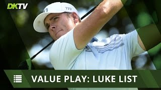 Value Play: Luke List