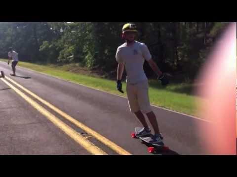 PMA Longboarding - Freeride longboarding
