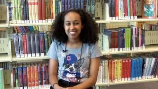 Teens LOVE Washington County Library!