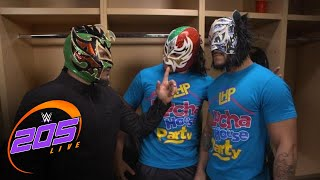 The Lucha House Party stands united once more: WWE Exclusive, Sept. 17, 2019