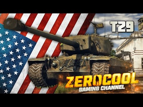 T29 ВЫГОДНЫЙ ТЯЖ - War Thunder