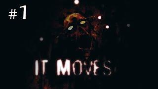 IT MOVES #1 | Creepy Horror RPG