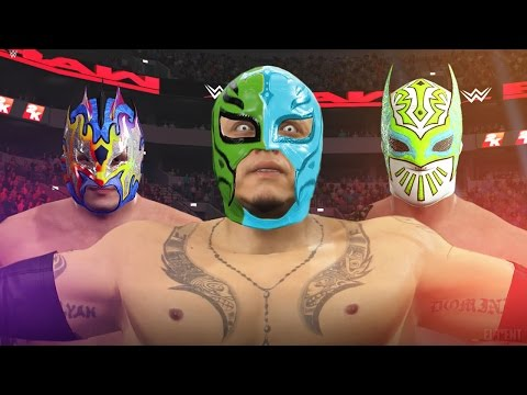 WWE MODS | TOP 5 MODDED FACTIONS & SUPER TEAMS ⚡
