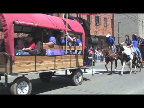 2014 Tyler County Dogwood Festival Western Weekend