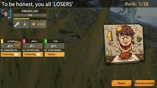 Hopeless land: Fight for Survival Android Game Play