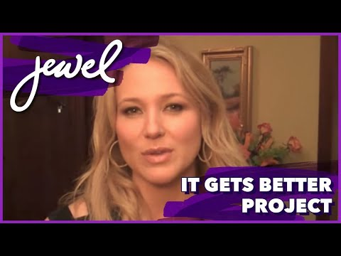 Jewel - It Gets Better project