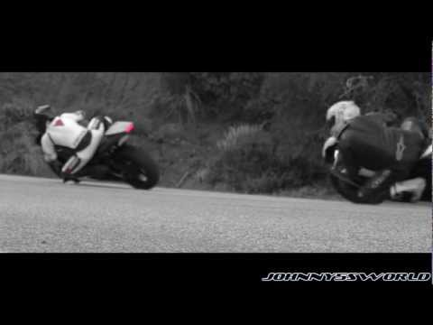 The Art Of Motion At 300fps Johnny5 & SocalSuperBiker - Mulholland Snake