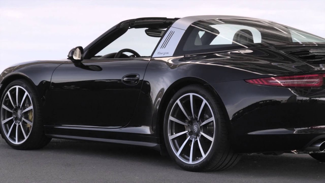 Porsche 911 Targa 4s Review Automototv Youtube