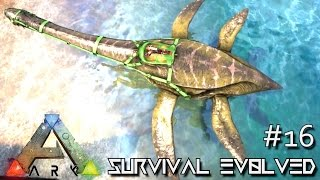 ARK: Survival Evolved - PERFECT TAME, WMD OCEAN RULE !!! - SEASON 4 [S4 E16] (Center Gameplay)