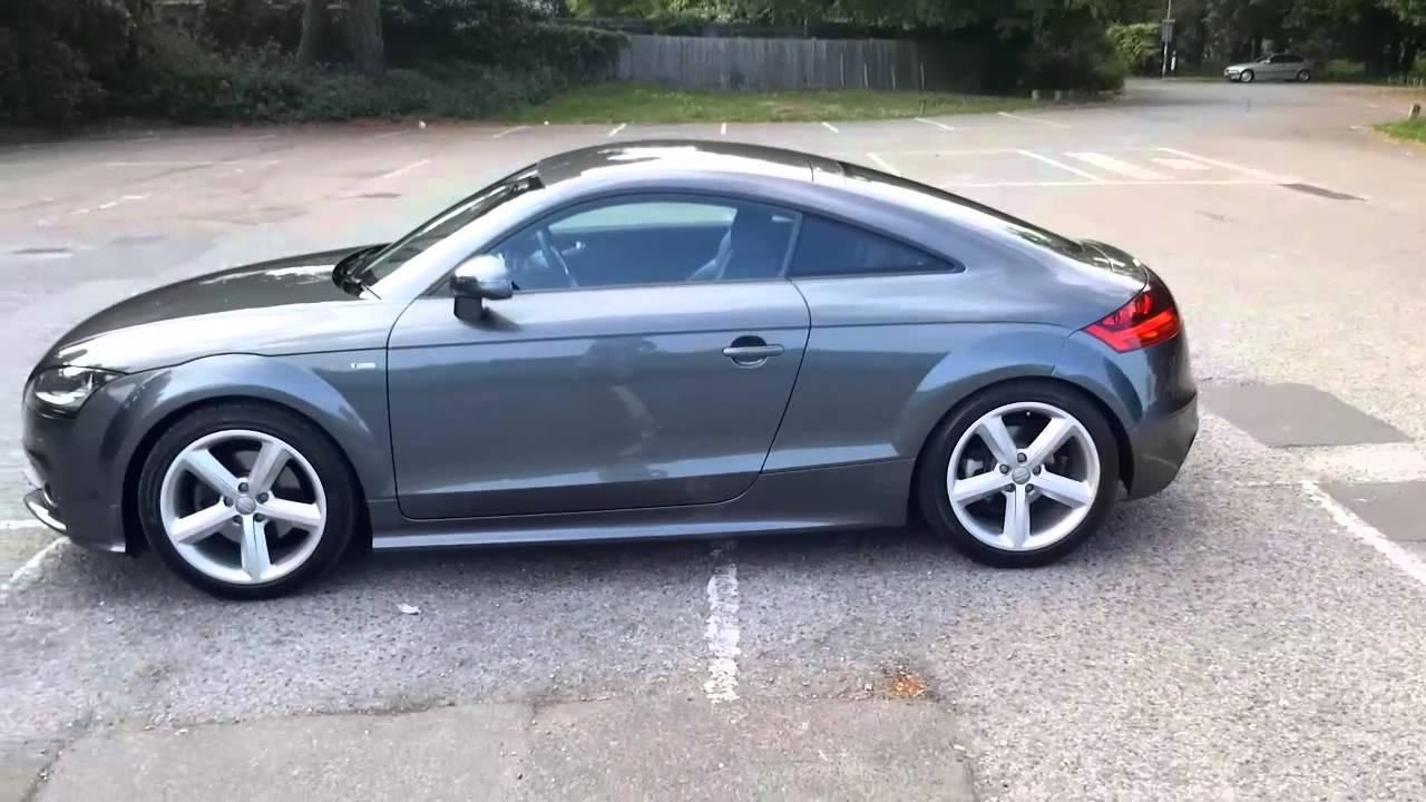 2011 Audi TT 2.0 TFSI Review - YouTube