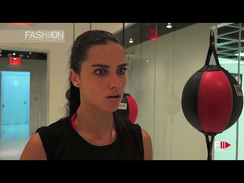 PIRELLI CALENDAR 2015 - ADRIANA LIMA represents January by Fashion Channel