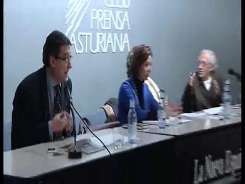 Gustavo Bueno, Ignacio Prendes, y Ángeles Fernández-Ahuja: España a debate