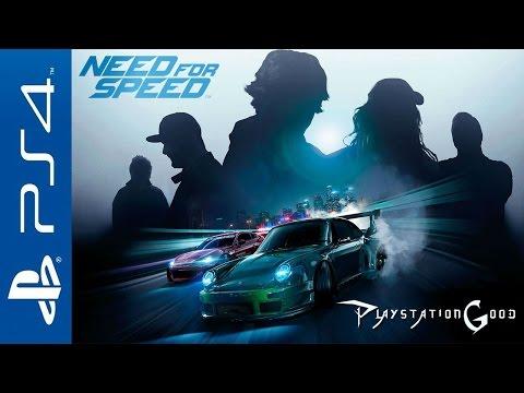 Обзор игры Need for Speed 2015