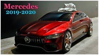 10 новинок автомобилей Mercedes 2019 2020