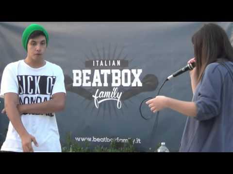 YraNib VS Diablo  Best 16  Battle - RestArt - Imola  Italian Beatbox Family
