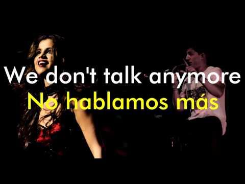 download lagu We Don't Talk Anymore - Charlie Puth Fea gratis