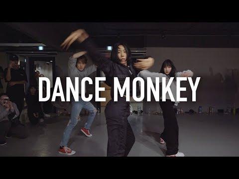 TONES AND I - DANCE MONKEY  Lia Kim Choreography