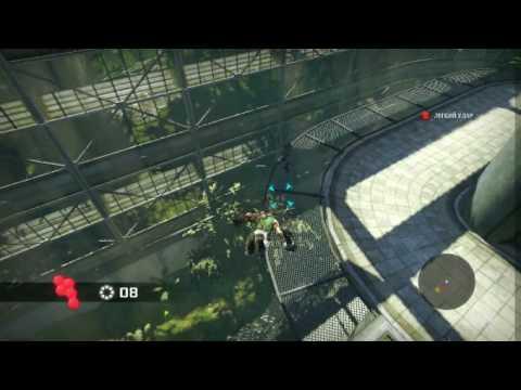 Bionic Commando gameplay видеорецензия ЛКИ