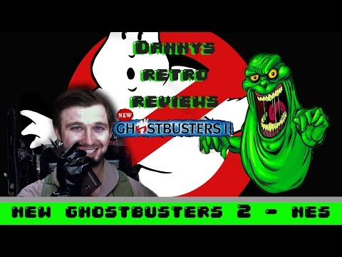 Danny's Retro Reviews - New Ghostbusters 2 (Hal Laboratory Inc) NES