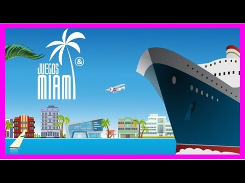 Breaking News | Juegos Miami starts today