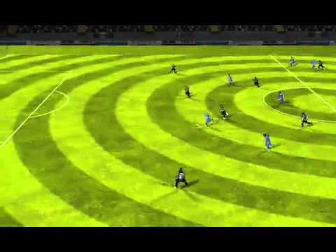 FIFA 14 Android   Santos VS Real Madrid