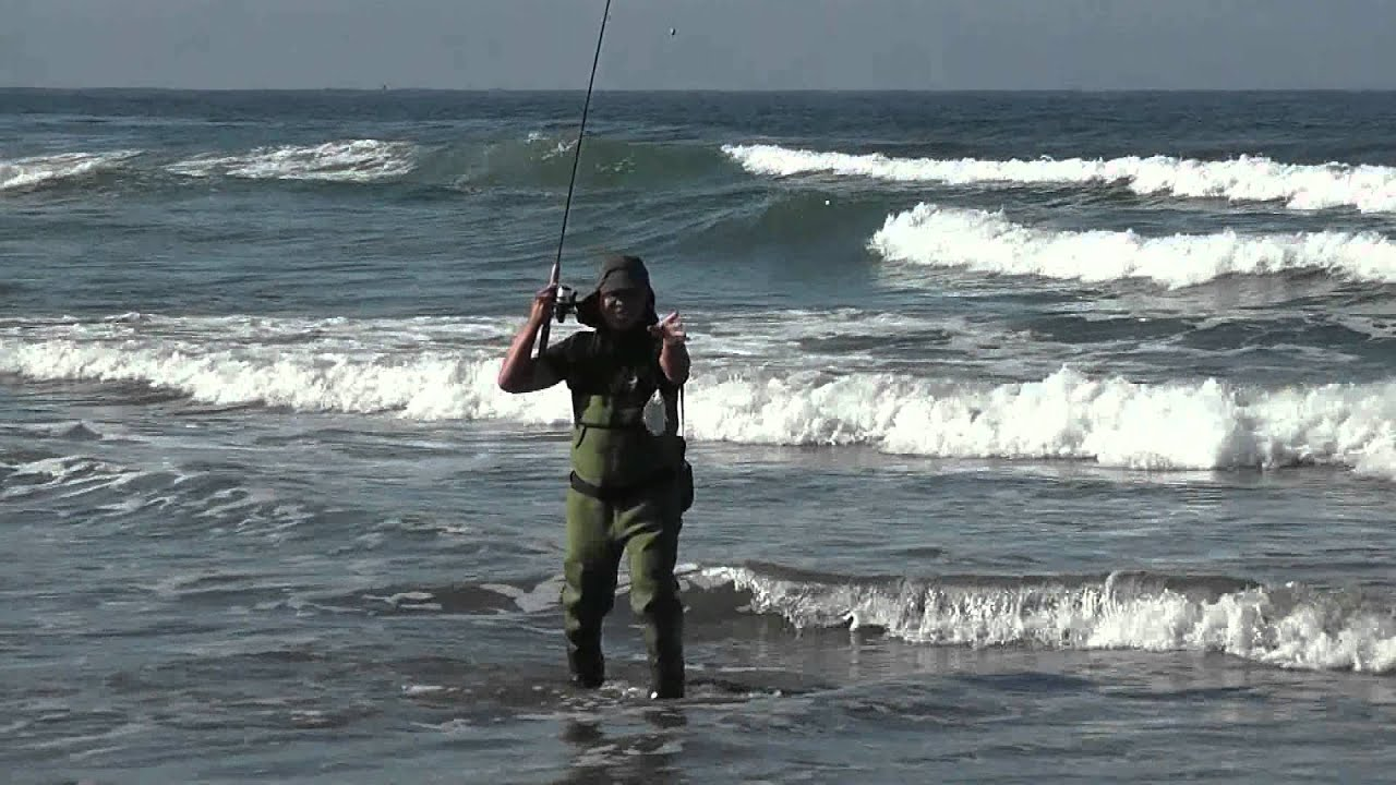 Morro bay surfperch fishing episode i youtube for Morro bay fishing