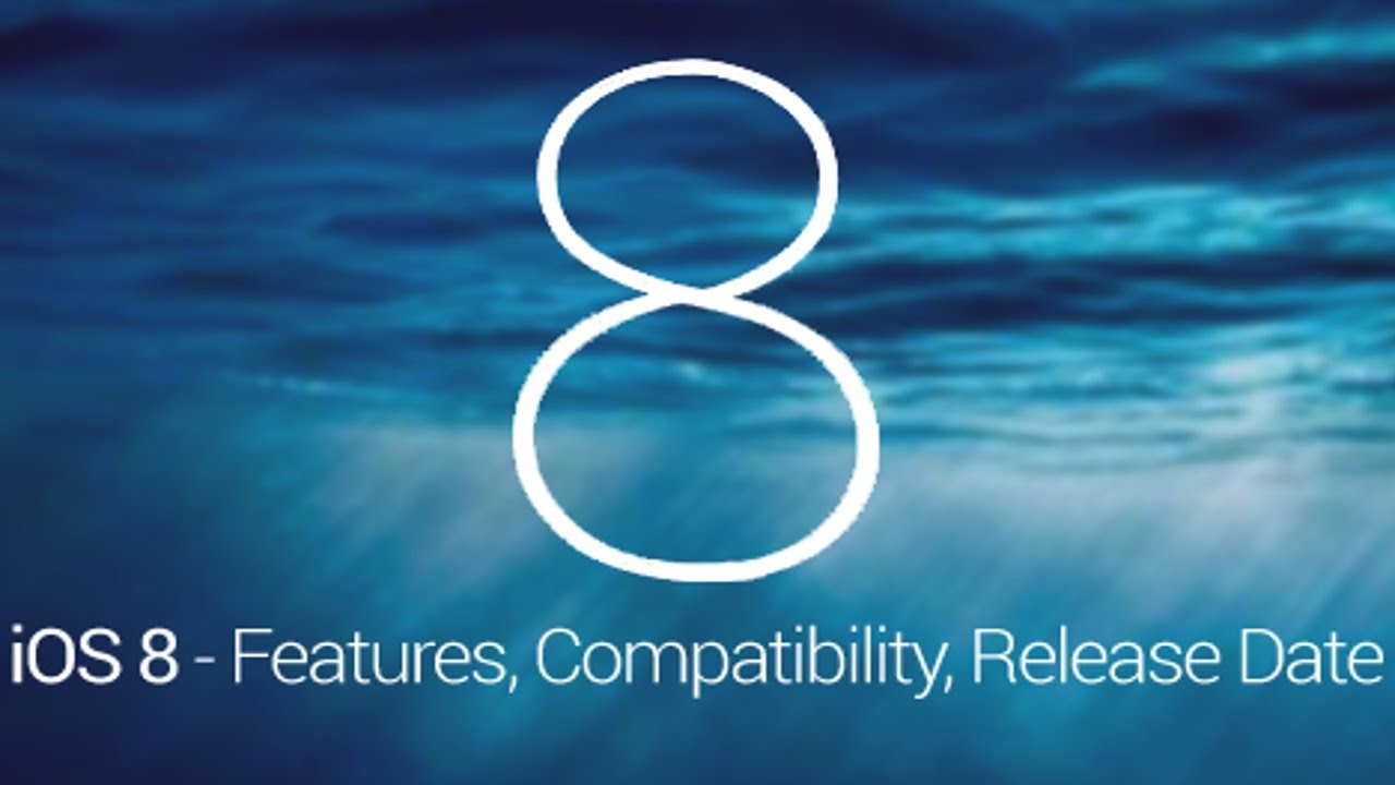 Ios 8 release date