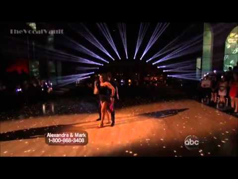 Alexandra Raisman & Mark Rumba-Week-9-DWTS'16