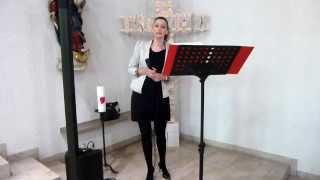 Nothing else matters Cover im Stil von Lucie Silvas gesungen von Rebecca
