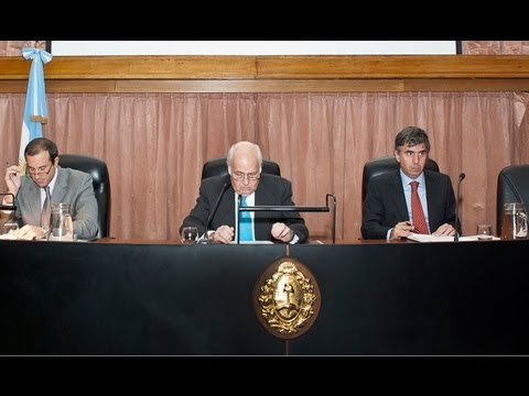Derechos humanos: condenaron a dos acusados por cr�menes en Atl�tico, Banco y Olimpo