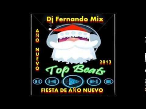 FIESTERO AÑO NUEVO   DJ FERNANDO MIX   GALA REMIX