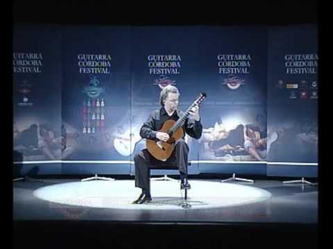 Manuel Barrueco - Cordoba Guitar Festival 2005