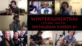 WintersunExtras Instagram Videos #1 | 11th May - 5th Aug