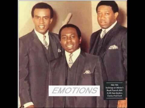 Jerry Butler & The Impressions--emotions video
