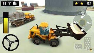 Metropolis Builder Skyscraper - Excavator Construction Vehicles Simulator - Android Gameplay