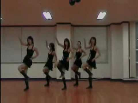 5 Hot Korean Girls dancing to TELL ME (Wonder Girls)