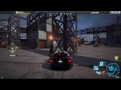 NFS World: Drift tutorial
