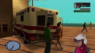 Kita cari baby gurrllll jom! | GTA San Andreas LIVE! | Malaysia (PS4)