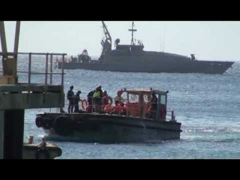 Boat People arriving in Australia on Christmas Island,.. but Beware!